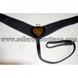 Collier de chasse soldat Civil War 1861