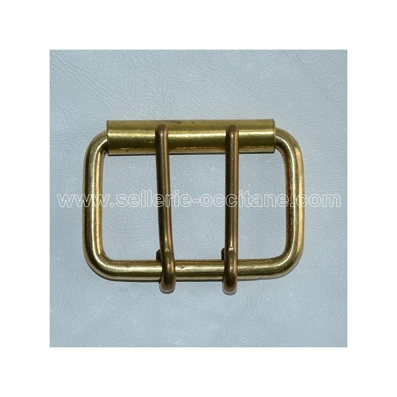 Strong buckle with double barb