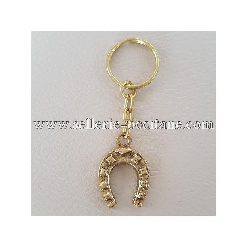 "Porte-clefs ""fer à cheval"""