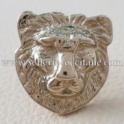 Tête de lion petite taille modèle 2