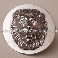 Cocarde Tête de lion sur cocarde mod1