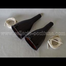 Historic Model double pommel holsters