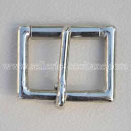 Boucle à rouleau carrée 30mm