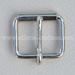 Buckle with roll 25mm