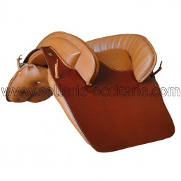 Saddle pad sinside neoprene...